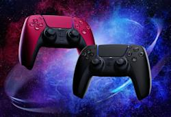 Sony reveals new galaxy-inspired PS5 DualSense controllers