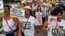 U.N. experts, activists seek probe of Philippines drug war killings