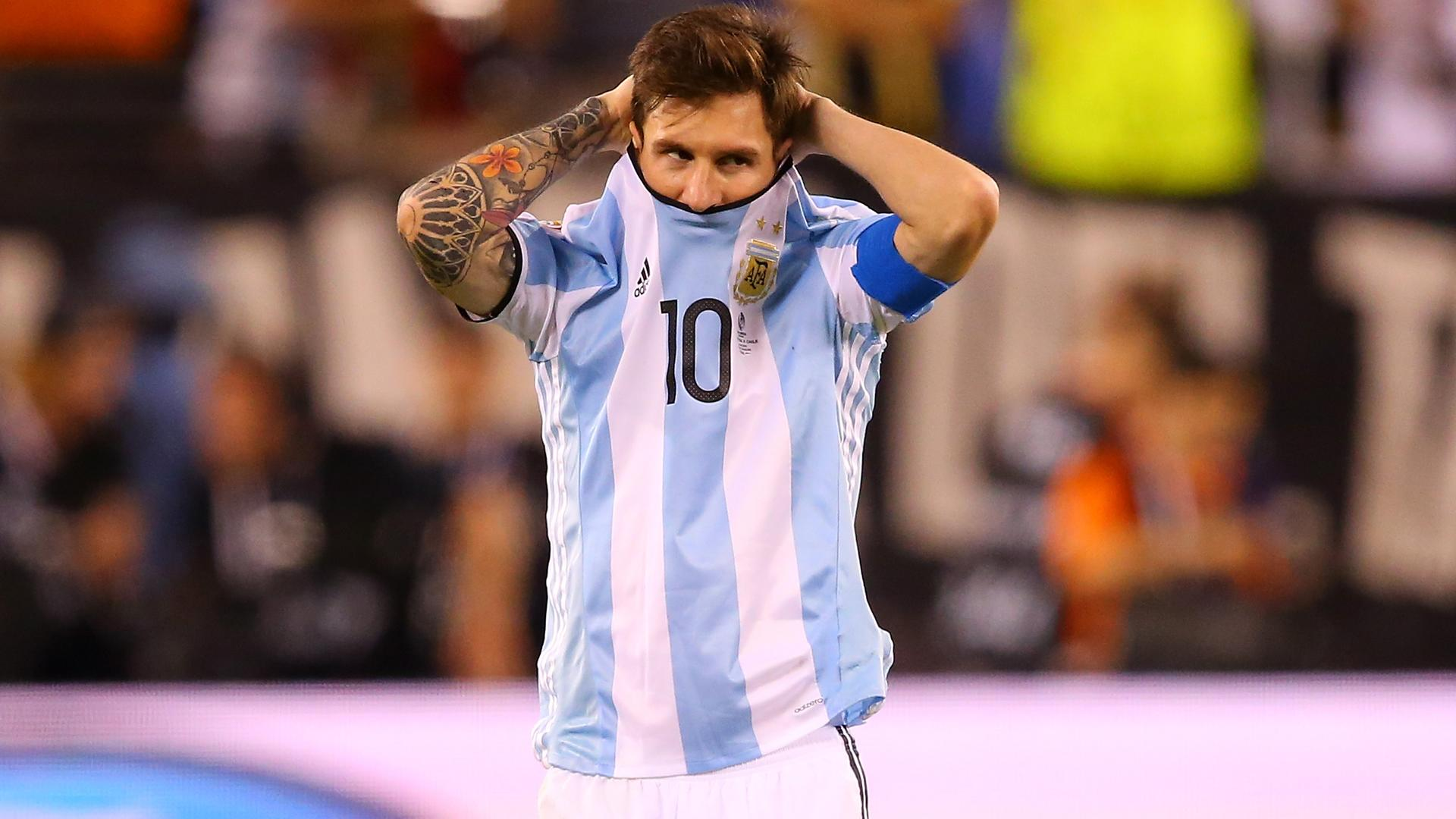 Messi set to retire from international football