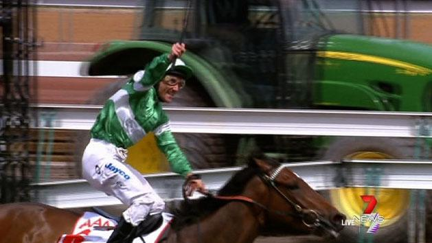 Oliver dedicates Derby win to brother