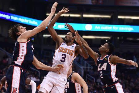 NBA notebook  Revised trade sends Ariza to Wizards b8da883ca