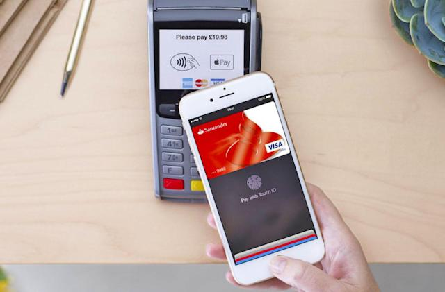 iOS 11 could use the iPhone's NFC chip for more than Apple Pay