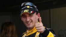Ex-F1 driver Robert Kubica to test again for Renault