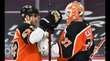 Flyers look to pick up steam against slumping Sabres