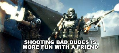 No EU-US play for Army of Two