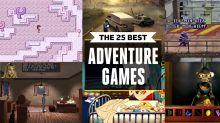 The 25 Best Adventure Games