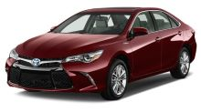 The New Toyota Camry 2017 Makes Its Grand Entrance