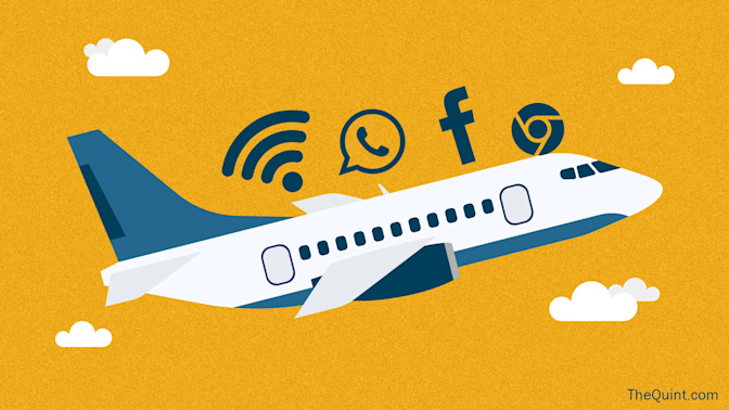 Inflight internet in India a few months away