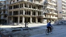 Syria says east Aleppo ceasefire has begun, promises 'safe exit'
