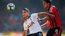 Tottenham's Erik Lamela requires hip surgery and will miss the rest of the season