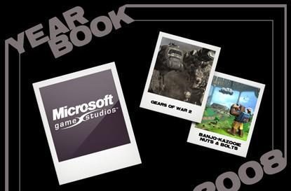 2008 Yearbook: Microsoft Game Studios