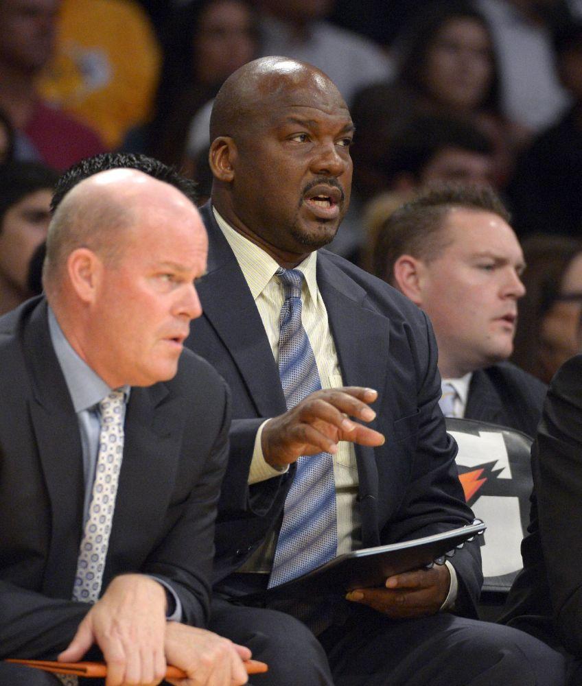Auburn hires Chuck Person as assistant coach