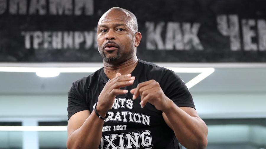 Jones ready for more than sparring vs. Tyson