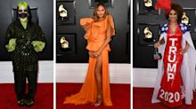 VOTE: Who was the best and worst dressed at the Grammy Awards?