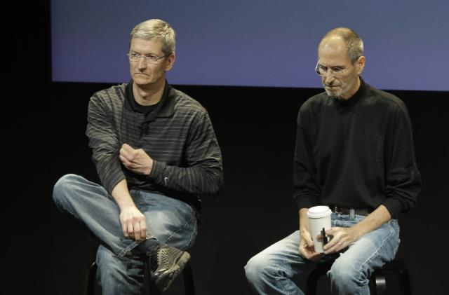"Jony Ive on the Steve Jobs to Tim Cook transition: ""Honestly, I don't think anything's changed"""