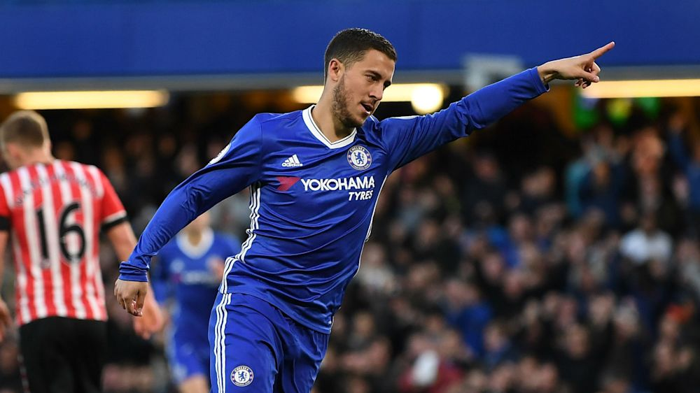 Eden Hazard would choose Champions League above any other trophy