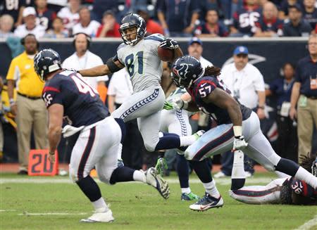 NFL: Seattle Seahawks at Houston Texans