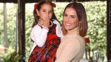 """Deborah Secco faz homenagem para a filha: """"Vivo por você"""""""