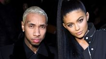 Tyga Just Posted and Deleted a Snap Saying Kylie Jenner's Baby Is His