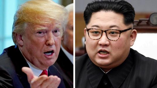 Trump's North Korea summit canceled