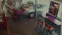 Driver crashes into Roxborough Dunkin' Donuts (PHOTOS)