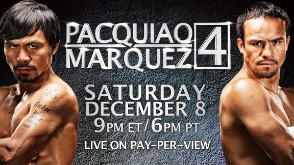 Pacquiao-Marquez 4: 1st fight recap
