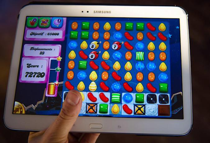 Activision buys 'Candy Crush' developer King for $5.9 billion