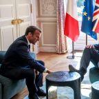 Macron backs more Brexit talks but insists no concessions