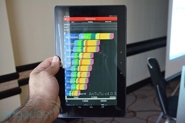 Intel Bay Trail benchmarks show big boost for Windows 8.1 and Android tablets