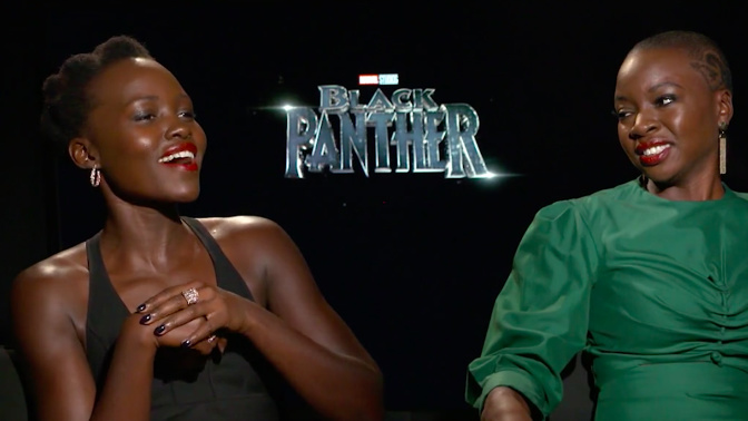 Stars share their favorite #BlackPantherSoLit memes