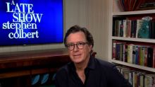 Colbert on Portland: 'Just when you thought the Trump presidency couldn't get any darker'