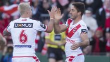 Confidence no issue for Hunt at Dragons