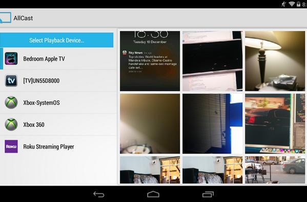 AllCast for Android leaves beta, streams media to your Apple TV, Roku or Xbox (video)