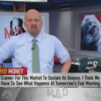 Cramer says Fed should take 'wait-and-see' approach to ra...