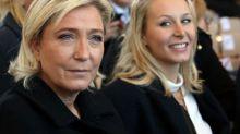 """Marine Le Pen appelle sa nièce à revenir """"faire de la politique au sein du RN"""""""