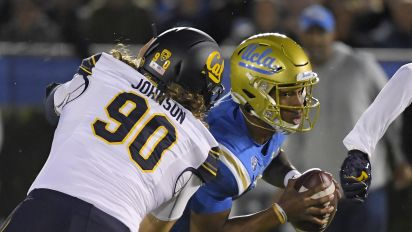 Cal DL breaks hip in car accident, will miss season