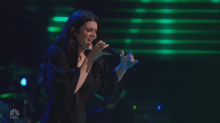 Stop believin': Journey star's daughter rejected on 'The Voice'
