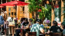 U.S. virus surge in June preceded by May surge in Yelp entries for bars, restaurants