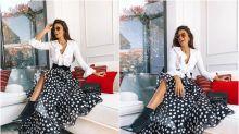 Las faldas largas también son para el verano: ideas para combinarlas