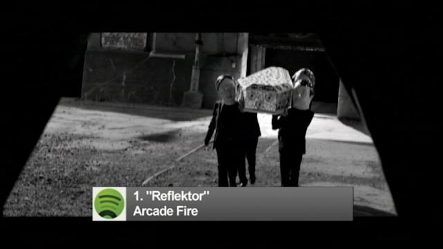 Arcade Fire's 'Reflektor' Tops Spotify's Top 5 Viral With Help From Bowie