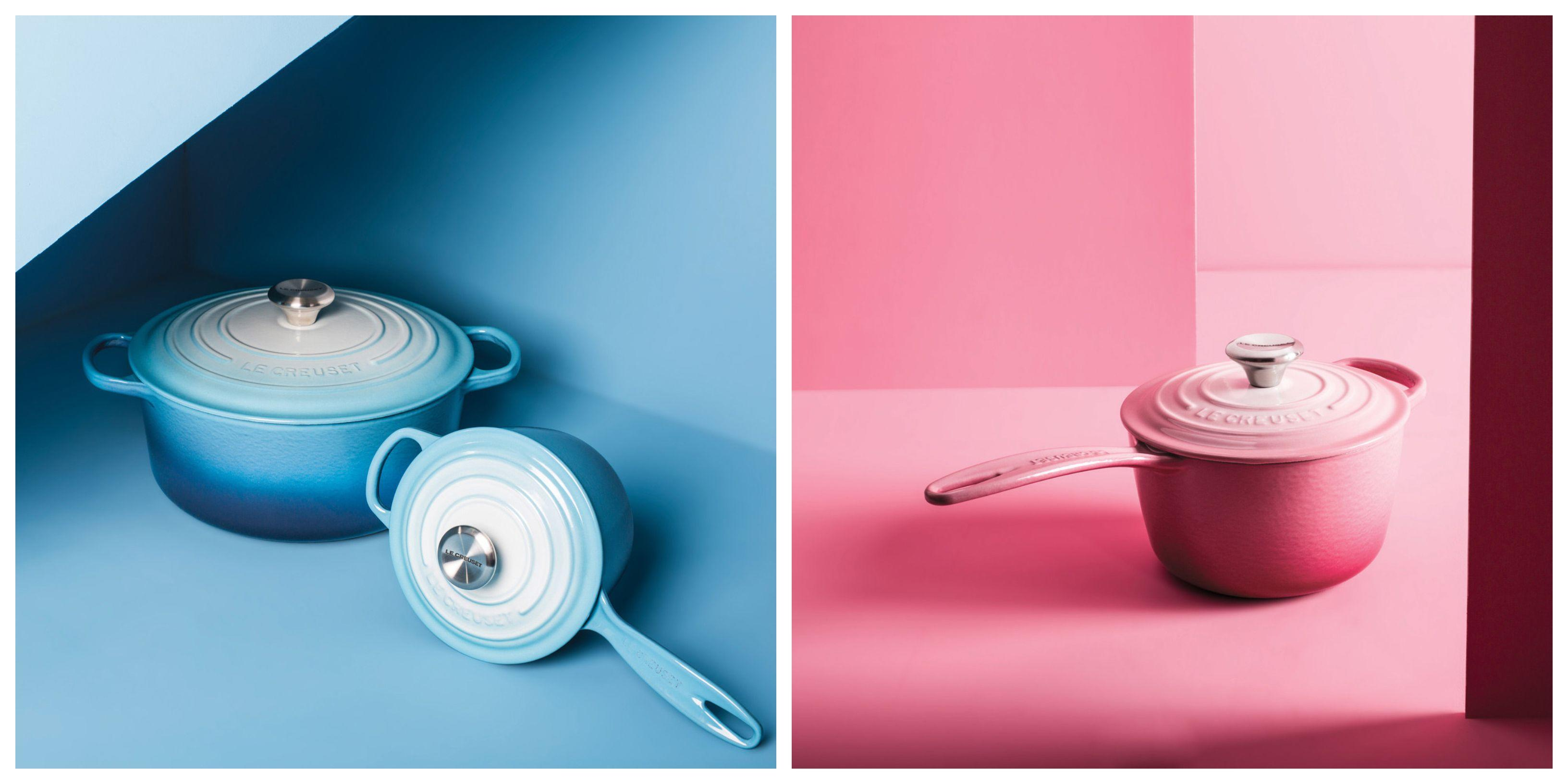 Le Creuset Just Released the Most Beautiful Ombre Collection
