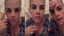 Busy Philipps Just Tried This Crazy Mask for Her Forehead Wrinkles — Should You?