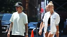 Justin Bieber and Hailey Baldwin Ease Into a Comfort Zone With Couple Style