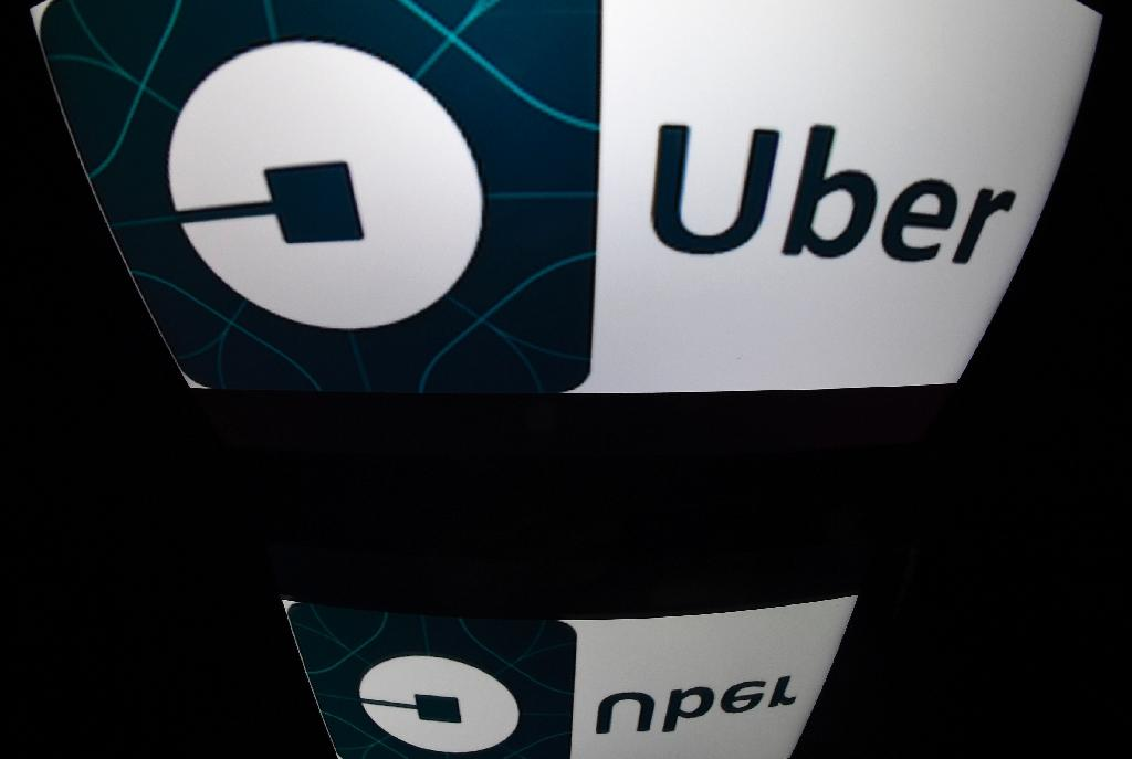 Global ridesharing giant Uber is being roiled by internal strife over control since the resignation of CEO Travis Kalanick (AFP Photo/Lionel BONAVENTURE)
