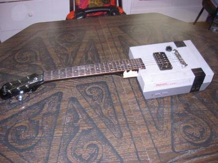 NES Paul, the Gibson for gamers