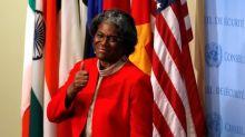 New U.S. ambassador hits ground 'sprinting' at U.N., stresses re-engagement