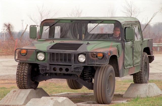 Military Humvees Sold To The Public May Soon Be Street Legal