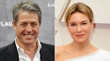 Hugh Grant Says Former Costar Renée Zellweger Is 'One of the Few' He Hasn't 'Fallen Out With'