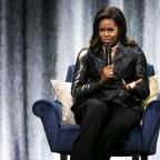 'It's our America,' reminds Michelle Obama