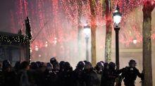 Manifestations et risque terroriste: le dispositif de sécurité exceptionnel reconduit samedi à Paris